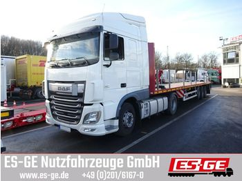 Sadulveok DAF FT XF 460 Space Cab 4x2