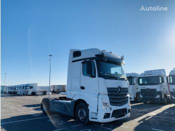 Sadulveok MERCEDES-BENZ 1851 Big Space Actros