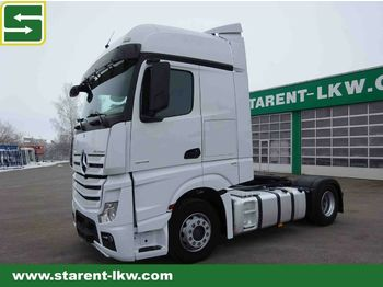 Sadulveok Mercedes-Benz Actros 1845 BIG SPACE, Achswaage, Retarder