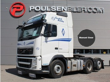 Volvo FH500 6x2 3000mm - sadulveok