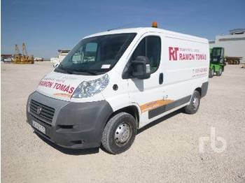 FIAT DUCATO ELECTRIC Electric engine - furgoon kaubik