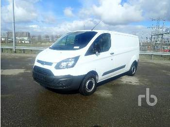 FORD TRANSIT COSTUM 130T290 - furgoon kaubik