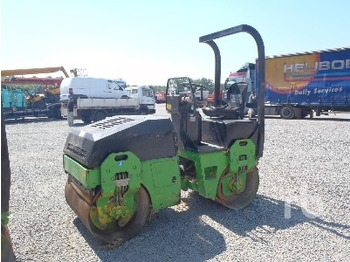 Bomag BW120AD-3 Tandem Vibratory Roller - varuosa