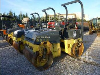 Bomag BW120 AD-3 Tandem Roller (Parts Only) - varuosa