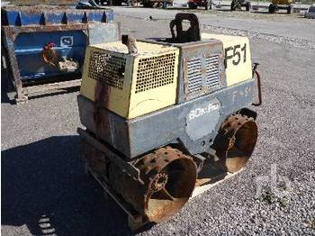 Bomag BW850T Trench Compactor (Parts Only) - varuosa