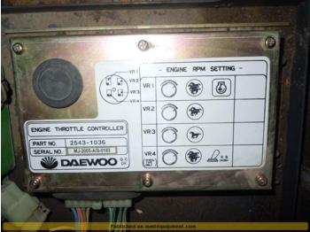 Daewoo 220-V - Junction Box  - varuosa