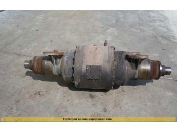 Zoomlion PY190 - Rear Axle  - telg