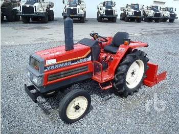 Yanmar FX22 2Wd Agricultural Tractor - varuosa