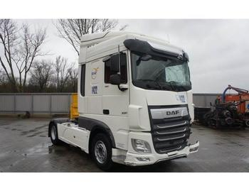 DAF XF106-480 / SPACECAB / AUTOMATIC / EURO-6 / 2017  - veduk