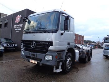 Mercedes-Benz Actros 3344 s lames/steel/hydraulic - veduk