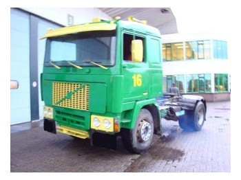 Volvo f12-380/MANUEL GEARBOX - veduk