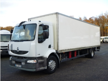 Kasti veoauto Renault Premium 240.18 dxi 4x2 closed box + taillift