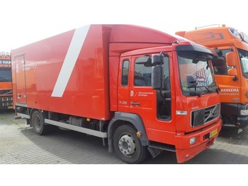 Kasti veoauto Volvo FL6 220 Closed box Full steel