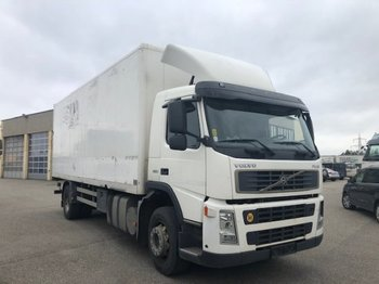 Kasti veoauto Volvo FM 9 380 Koffer mit Ladebordwand, Manual