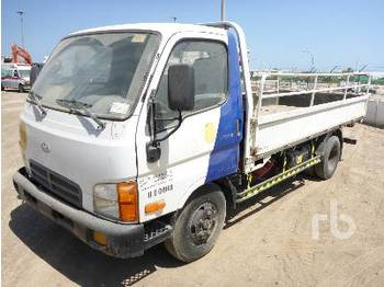 HYUNDAI HD65 4x2 - madalveok