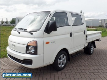 Hyundai H100 DC 2.6L (5 Units) - madalveok