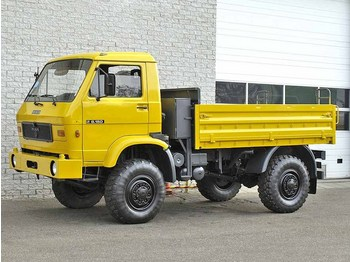 MAN 8150 - madalveok