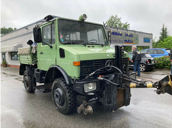 Unimog U 1200 Road and Rail  - veoauto