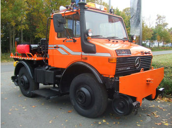 Unimog U 1400 Road and Rail  - veoauto