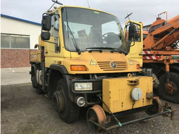 Unimog U 400 Road and Rail  - veoauto